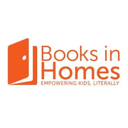 Maura Pierlot Membership - Logo for Books in Homes